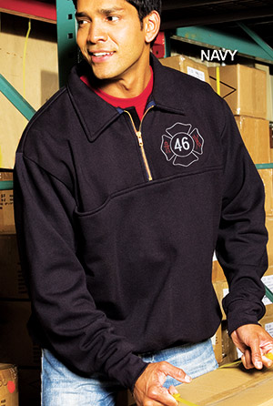 Firefighterembroidery Fire Department Clothing Firefighter T